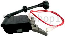 Ignition Coil With Wires For Zenoah G2500 25cc - Rep  Z2841-71210 Tracking #
