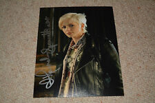 HANNAH SPEARRITT signed Autogramm 20x25 cm In Person PRIMEVAL