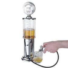 Distributeur de boisson en forme de Pompe à essence 48 cm