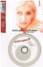 Christina Aguilera ‎– Genio Atrapado (Genie In A Bottle)  CD Maxi-Single 1999