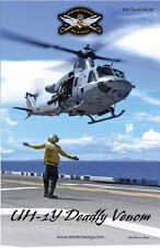 WW Decals 48-09 UH-1Y-Deadly Venom