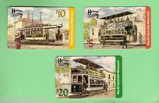 #D98.  HOBART ELECTRIC TRAMWAYS   PAYTEL AUSTRALIA PHONECARDS