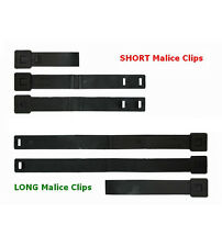 Tactical Tailor MALICE Clips 4 Pk - Long - Black - NEW