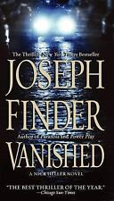 Vanished (Nick Heller) Finder, Joseph Mass Market Paperback