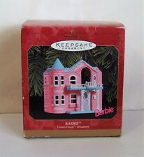 Hallmark Keepsake Ornament Barbie Dream House 1999 (H11)