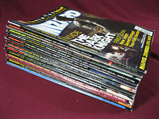 (13 Issues) Wizard Magazine. Guide to Comics. 2006-2007,Spiderman Kiss Lost more