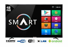 Weston Wel-5100 48inch 122 CM Full HD Smart Led TV- Samsung Panel