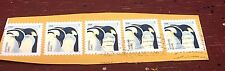 Stamps, 3 set, USA, Penguins, 2015, Additional Ounce