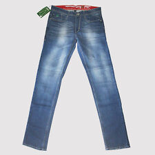 United Colors of Benetton Men's Slim Fit Denim Jeans, Blue, W32/L33,New With Tag