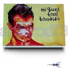 """MIGUEL BOSE """"BANDIDO"""" RARO CD + LIBRO - SIGILLATO"""
