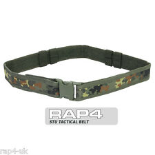 STU Tactical Web Belt (German Flecktarn) [Z-3]