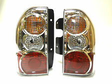 SUZUKI (Grant) Vitara 1998-2005 rear tail left right signal stop lights pair XL7