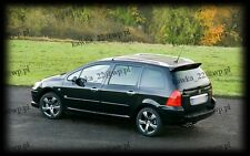 Peugeot 307 SW Station Wagon Estate Rear Roof Spoiler ~PRIMED & PREPARED~