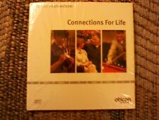 Oticon Connections For Life-instructional DVD Video/Phone, TV, etc.! New/Sealed!