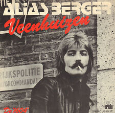 "ALIAS BERGER - Veenhuizen (San Quentin/Johnny Cash) (1975 SINGLE 7"" HOLLAND)"