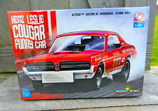 """AMT KENZ/LESLIE 1968 """"HIGH COUNTRY COUGAR"""" MERC FUNNY CAR 1/25TH SCALE MODEL KIT"""