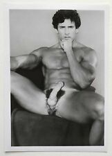Vintage Male Nude Photo: Colt: Beefcake, Muscle, Physique, Gay Interest