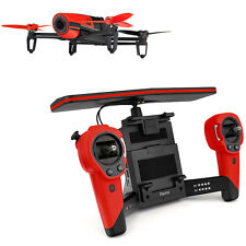 Parrot Bebop Drone + Skycontroller Rot 14 MP Full HD WiFi für iOS/Android