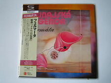 "FERMATA ""Dunajska Legenda"" Japan mini LP SHM CD"