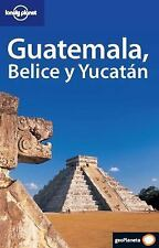 Guatemala, Belice y Yucatan (Country Guide) (Spanish Edition)-ExLibrary