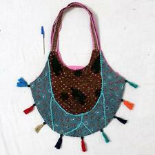 Vintage Triabal Banjara Indian Handmade Ethnic Multi Purpose Women Boho Bag