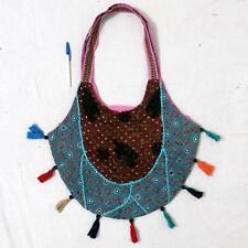 Vintage Triabal Banjara Indian Handmade Ethnic Multi Purpose Women Boho Bag