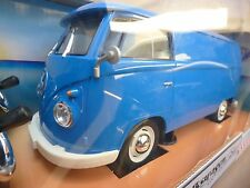 RC Radio Remote Control VW Volkswagen Lights 1:16 '62 Microbus Toy Car T1 2 Blue