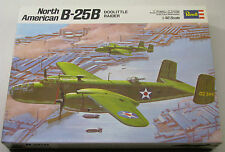 VINTAGE 1968 Revell 1/48 Scale B-25B Bomber Doolittle Raider Model Kit