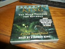 The Wind Through the Keyhole by Stephen King Unabridged Cd auido Book F/S