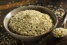 1kg Hemp Seeds Shelled/Hulled Protein Premium  100% Natural + Free Chia Seeds
