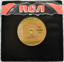 "Mr. Mister, Kyrie, Run To Her, 1985, 7"" 45rpm (3)"