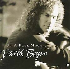 On a Full Moon by David Bryan (CD, Sep-1995, Foundation)