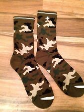 INDEPENDENT TRUCK CO Skateboard SOCKS one size Indy Truck Logo Skate Socks Green