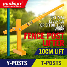 FENCING FENCE POST LIFTER PULLER Remover Star Picket Steel Pole Tool
