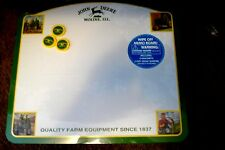 "JOHN DEERE MEMO BOARD,  NEW, MINT 15"" X 13 1/2"""