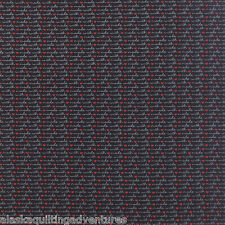 MODA Fabric ~ FIRST CRUSH ~ by Sweetwater (5605 14) Black - by 1/2 yard