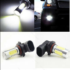 2pcs bright LED 7.5W White 9006/HB4 For BMW E46 M3 3 Fog DRL Lights Bulb NEW