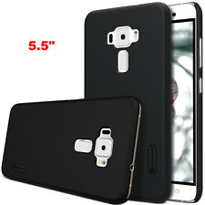 "For ASUS Zenfone 3 ZE552KL 5.5"" Black Matte Hard Case Cover + Screen Protector"