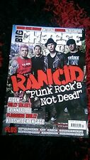 BIG CHEESE MAGAZINE RANCID LARS TIM ARMSTRONG FREE DELIVERY rare Book