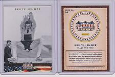2012 PANINI AMERICANA BRUCE JENNER DECATHLON CARD #66 ~ MULTIPLES AVAILABLE