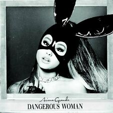 Ariana Grande - Dangerous Woman - CD NEW & SEALED  2016