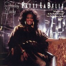 Funky Lady by Patti LaBelle (CD, Apr-2002, Sony Music Distribution USA New