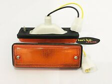 Side Marker Turn Signal Lights Indicator For 84-95 Mitsubishi Champ Dodge Sedan
