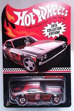 2015 Hot Wheels Dodge Challenger Funny Car Kmart Mail In Promotion in Kar Keeper