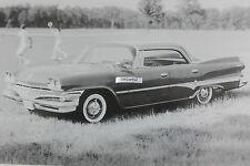 """12 By 18"""" Black & White Picture Dodge 1960 Dart Phoenix, 4 door Hardtop"""
