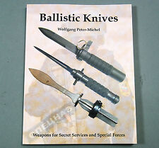 BALLISTIC TRENCH KNIFE BOOK PILUM RUSSIAN GERMAN ARMY SPETSNAZ KGB SPECIAL FORCE