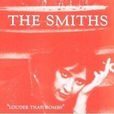 "THE SMITHS ""LOUDER THAN BOMBS""  CD -----24 TRACKS----- NEU"