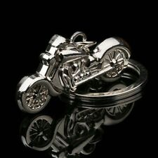 Motorcycle New Key Ring Chain Motor Silver Keychain Cute Lover Cool Keyfob Gift