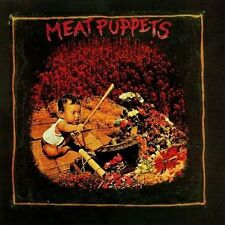Meat Puppets by Meat Puppets (CD, 2011, Wienerworld)