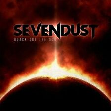 Black Out the Sun by Sevendust (CD, Mar-2013, 7Bros. Records)